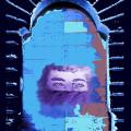 RAGAZZO INDACO, Elaborazione da foto by Sambiagio (1 di 5) - 78,5x111,5 - € 250,00