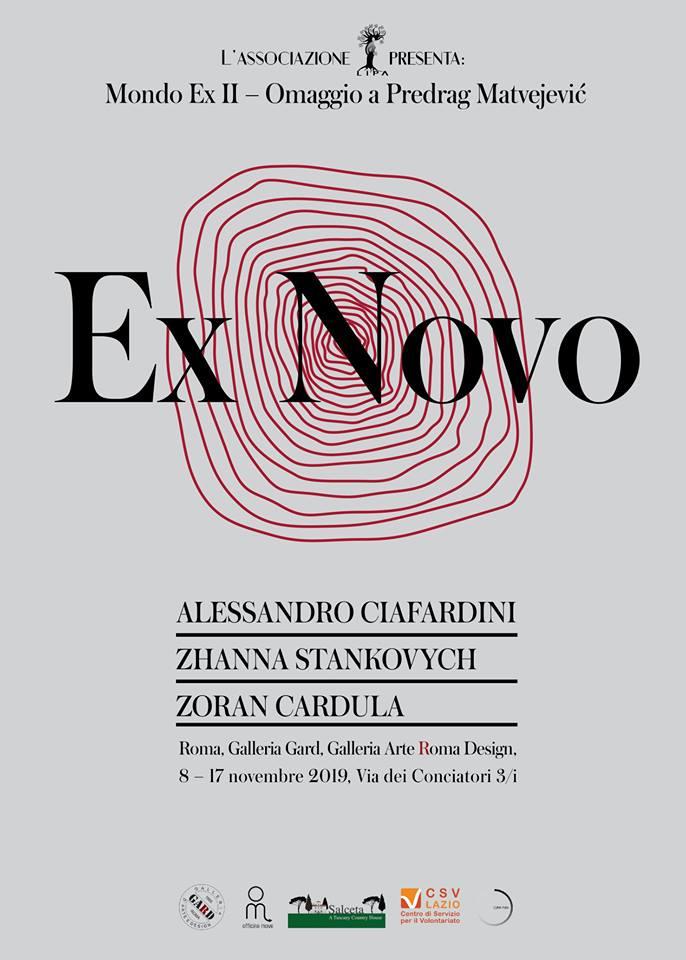 Seconda tappa della rassegna Mondo Ex in omaggio a Predrag Matvejević, intitolata Ex Novo